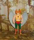 DC SUPER POWERS SERIES JUSTICE LEAGUE HAWKMAN FIGURE KENNER WITH COMIC 1984