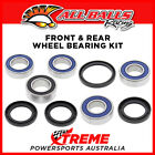 All Balls Husqvarna WR125 2000 Front, Rear Wheel Bearing Set