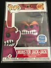 Funko Pop Incredibles 2 Monster Jack Jack #401 Funko Shop Exclusive W Protector