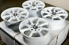14 Wheels Honda Civic Accord CTX Insight Prelude Miata White 4x100 4x1143 Rims