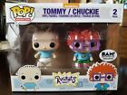 Nickelodeon Funko POP Books-A-Million Exclusive Rugrats Tommy And Chuckle 2-pack