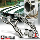 SS Mid Length Exhaust Header Manifold for A F G Body Small Block Chevy Clipster