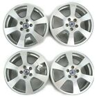 Set of 4 Volvo 17x75 SEGIN Alloy Rims Wheels 31200895 for XC60 XC70 08 17