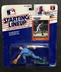 1988 Kenner Starting Lineup 1st SLU George Brett Figure & Card Royals Sealed
