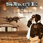 SALUTE - TOY SOLDIER  CD NEW+