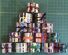 Scrappy JELLY ROLL Grab Bag 20 Assorted Strips Quilt Fabric 25x40 No Repeats