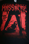 AFTER PARTY MASSACRE PROMO SHIRT VERY RARE OWNED BY ALEX BOUKS OF INCANTATION