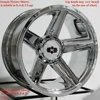 4 New 20 Wheels Rims for Infiniti QX56 QX80 QX4 Passport Montero 6864