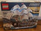 Lego 10210 Imperial Flagship Sealed Brand New Never Opened <Hard To Find>1664pcs
