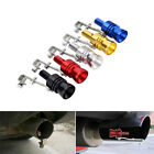 Auto Turbine Whistle Modification Exhaust Pipe Sounder Muffler Car Motoecycle