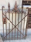 Vintage Wrought Iron Gate. A unique, unusual find with lots of character.