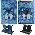 """Tablet Case For Kindel Fire HD 8.9""""  8.9 inch Shel Folio Cover 360 Folding Stand"""