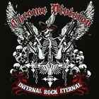 Chrome Division ‎– Infernal Rock Eternal RARE COLLECTOR'S CD! SEALED! FREE SHIP!
