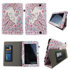"""Tablet Case For Kindel Fire HD 8.9""""  8.9 inch Slim Folio Cover 360 Folding Stand"""