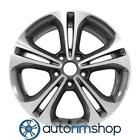 New 17 Replacement Rim for Kia Forte Wheel Machined with Charcoal