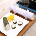 DIY Sushi Bazooka Maker Kit Rice Roll Mold Sushi Roller Making Tool White Home