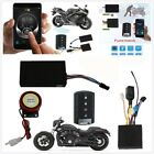Motorcycle GPS Tracker + One Way Remote Engine Start Anti Theft Alarm System