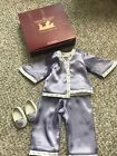 American Girll Doll Nellies Pajamas With Box
