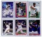 Dayan Viciedo (6) BBM Epoch Japanese Baseball Cards Cuba Cuban Player