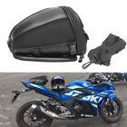 Motorcycle Dirt Bike Dual Sport Enduro Back Seat Luggage Pack Tail Bag Tool M1