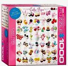 EuroGraphics Cake Pops 1000-Piece Puzzle With Recipes! BRAND NEW IN PACKAGE!