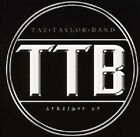 TAZ TAYLOR BAND - STRAIGHT UP  CD NEW+