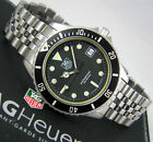 TAG HEUER Professional 1000 Mens Vintage Submariner Watch Swiss Made 980.013