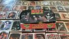KISS Bubble Gum Cards 1978 + DISPLAY BOX Series 1- 63 Cards +14 Dup + 5 Series 2