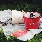 Ice Bucket Champagne Wine Drinks Cooler Beverage Tub Retro Party Bar Xmas