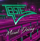 TASTE - MORAL DECAY   CD NEW+