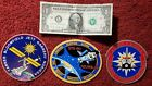 NASA Space Mission STS Neurolab Challenger Vinyl Decal Sticker Lot 3pcs