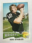 The Snake Enters the Hall of Fame! Top 10 Ken Stabler Football Cards 22