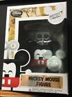 Disney Store Funko Pop Mickey Mouse Artist Series Two D23 1 3000 Limited