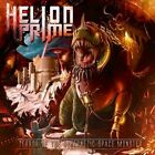 Helion Prime - Terror Of The Cybernetic Space Monster 2018 RARE NEW CD!