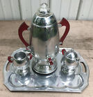 United 550 Electric 12 Cup Coffee Urn Dispenser Set service tea tray percolator