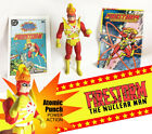 Vintage DC Kenner Super Powers Firestorm Figure Loose NMINT COMPLETE Comic Book