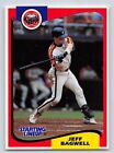 1994  JEFF BAGWELL - Starting Lineup Card - HOUSTON ASTROS