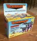 1984 Tomy STARRIORS Starrrunner New In Box