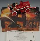 MATCHBOX MODELS OF YESTERYEAR 1906 WATEROUS FIRE ENGINE TRUCK 143 MIB