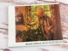 The Poetic Realism of Alan Flattmann by Joyce Kelly Signed by Artist and Author
