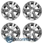 Toyota Avalon 2008 2012 17 OEM Wheels Rims Set Machined with Silver