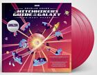 Douglas Adams Hitchhikers Guide To The Galaxy Primary Phase RED vinyl 3 LP box s
