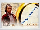 2001 Topps Lord of the Rings: The Fellowship of the Ring Trading Cards 17
