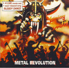 Living Death – Metal Revolution RARE COLLECTOR'S CD! NEW! FREE SHIPPING!