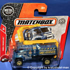 Matchbox 2018 Nr. 36 - Xcanner - *65th Anniversary* MBX Rescue 1/30