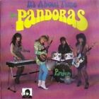 THE PANDORAS - IT'S ABOUT TIME  CD NEW+