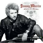 JIMMY MARTIN - WILD AT HEART  CD NEW+