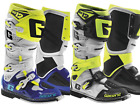 Gaerne SG12 Answer Racing SE Red HI VIS  Grey Black Motocross MX Racing Boots