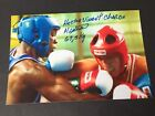 HECTOR VINENT 2 xOlympiasieger 1992/96 Boxen In-person signed Foto 10x15 RARITÄT