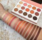 KARITY COSMETICS JUST PEACHY EYESHADOW PALETTE AUTHENTIC NEW IN BOX